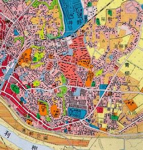 土地利用図 | 日本地図センター